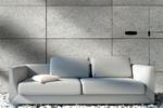 Beton architektoniczny w pokoju