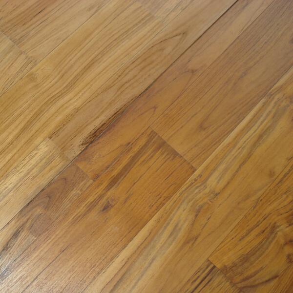 Podłogi Drewniane Do łazienki Teak Wempol
